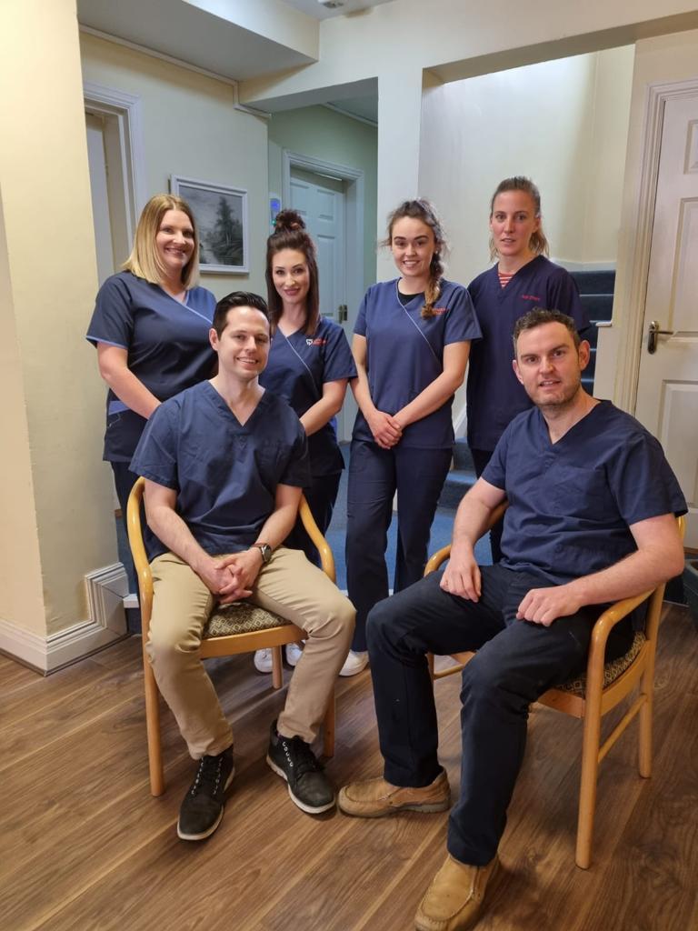 The Shandon Dental Team